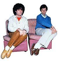 La pareja de humoristas trabajaba en un bar hasta presentar su primer especial de Nochevieja en 1984.