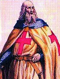 Jacques de Molay.
