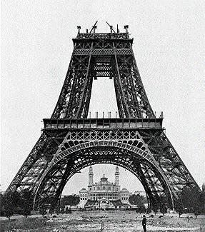 El mayor emblema de París no lo concibió el ingeniero que le dio nombre, sólo compró la patente de la torre.
