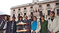En alcálá de Henares viven 20.000 rumanos y son el 10% de su población./RICARDO CASES