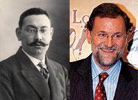 Rajoy participará en la presentaión de la biografía de su abuelo. / ARCHIVO DIPUTACIÓN DE PONTEVEDRA