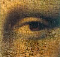 """Leonardo usó la superposición de capas o """"sfumato"""", aprovechando la semitransparencia de los colores."""
