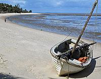 El archipiélago de Bazaruto es uno de los rincones de Mozambique donde aún hay playas paradisiacas. / NAUTA PRESS