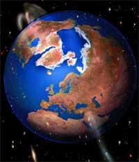 Sólo queda hielo en el frigorífico. Lo que en el año 2007 eran 14 millones de kilómetros cuadrados de agua sólida, 33 años después es un recuerdo fotográfico