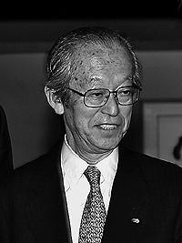 Kohi Omi, minostro de Finanzas japonés. / AP