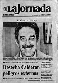 A los dos días del golpe Gabo fue al estudio del fotógrafo Rodrigo Moya para que inmortalizara su ojo morado.