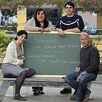 Los creadores de esta lengua sostienen que, puesto que se basa en el antiguo indoeuropeo, le resultará familiar al 97% de la UE.