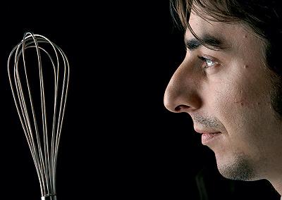 JORDI ROCA. Para 'El creador de los perfumes comestibles', gusto, olfato y memoria van de la mano