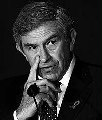 Paul Wolfowitz.