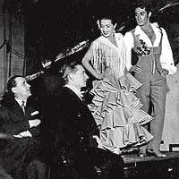 """""""Carmen"""". Von Karajan la dirigió en esta ópera."""