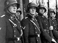 Las temidas SS, a las que perteneció Fredrik Jensen, era el cuerpo de elite del Ejército nazi, la guardia personal de Hitler.