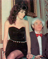 Ana Obregón, una de lasa famosas que más llamó la atención del artista.