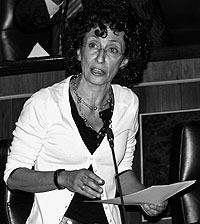 Mercedes Cabrera, titular del Ministerio de Educación y Ciencia (MEC). / EFE