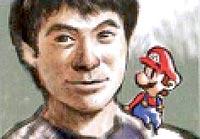 Su otro yo. Miyamoto reconoce que le gusta la parte menos seria de la vida.