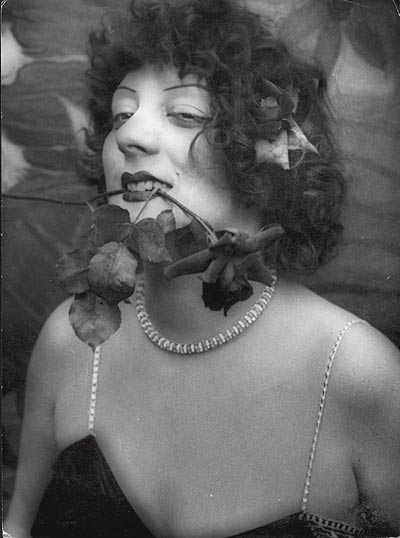 Provocativa y sensual Así era Kiki, como muestra esta foto realizada en su época de mayor esplendor.
