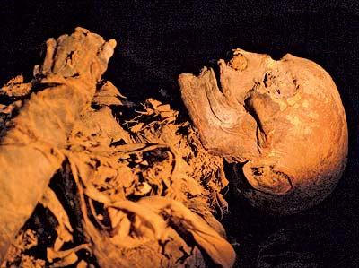 Hatshepsut fue hallada por Howard Carter en 1902, pero no se ha confirmado su identidad hasta 2007.