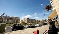 Viviendas nuevas en el PAU de Las Tablas. / CARLOS ALBA