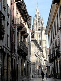 Catedral de Oviedo (Foto: Ofelia de Pablo).