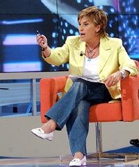 La periodista Chelo García-Cortés.