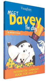 Meet davey the dog