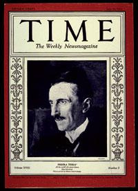 En primera plana. Portada de la revista 'Time', del 20 de julio de 1931.
