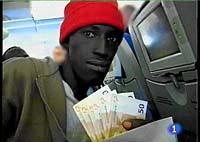 Un repatriado a Gambia con los 300 euros.