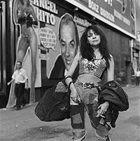 """""""No hay Gran Vía sin Eva' (1988)."""