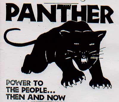BLACK POWER. Eslogan de la lucha de los afroamericanos.