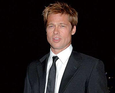 Brad Pitt. El actor norteamericano, siempre en los puestos de honor entre los más elegantes.