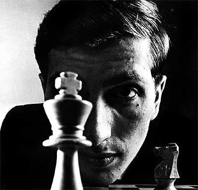 Un gran maestro. Fischer en 1967, cinco años antes de proclamarse Campeón del Mundo de ajedrez.