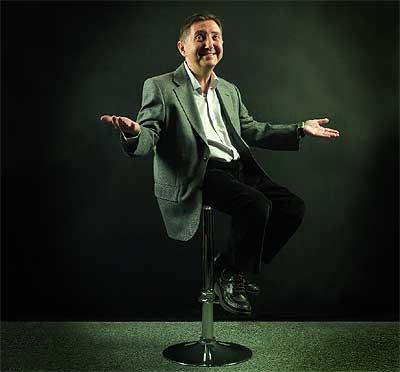 El azote de las ondas. Federico Jiménez Losantos se define, a sus 57 años, como un antisistema que denuncia los abusos del poder.