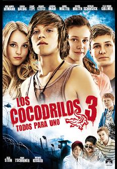 Cine Los Cocodrilos 3 Todos Para Uno Programación Tv
