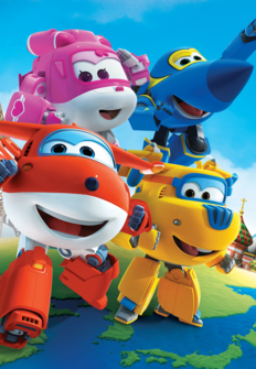 Super Wings Single Story