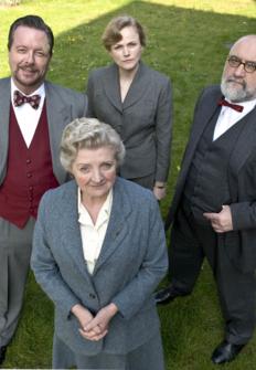 Agatha Christie: Miss Marple. El truco de los espejos
