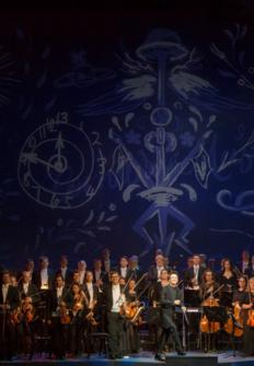 Concierto desde Viena ''Red Ribbon Celebration'' - El Jardín de las Delicias