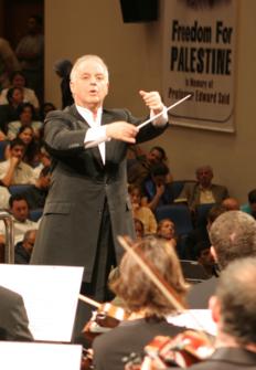 Daniel Barenboim & La Orquesta West-Eastern Divan - El Concierto de Ramallah