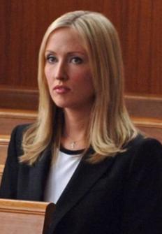 Amber Frey: testimonio decisivo