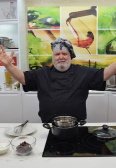Cocina familiar con Javier Romero