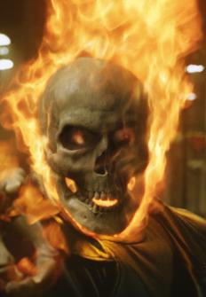 Ghost Rider El Motorista Fantasma Programación Tv