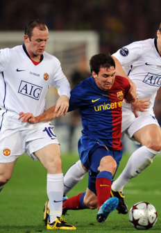 Champions League 08/09: Barcelona-Manchester United