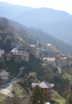 El expreso de los Balcanes