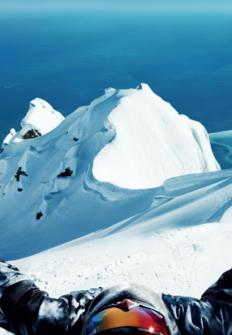 Snowboard al límite, la cuarta fase | Programación TV
