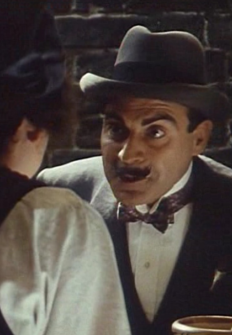Agatha Christie: Poirot. La aventura de la cocinera de Clapham