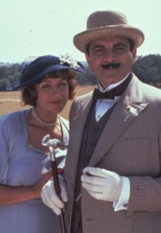 Agatha Christie: Poirot. Doble pista