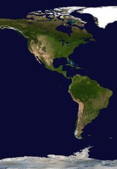 El origen de los continentes