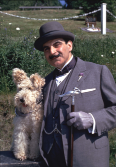 Agatha Christie: Poirot. El testigo mudo