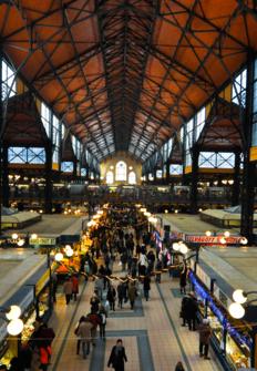 Mercados, en el vientre de la ciudad