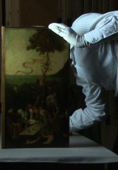 Jerónimo Bosch, tocado por el diablo