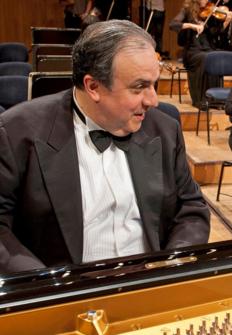 Andris Nelsons y Yefim Bronfman en el Festival de Lucerna