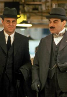 Agatha Christie: Poirot. El inferior
